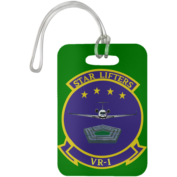 VR 01 Luggage Bag Tag