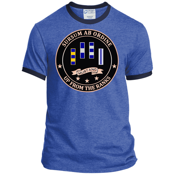 Up From The Ranks 3 Personalized Ringer Tee