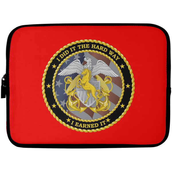 Earned It Laptop Sleeve - 10 inch