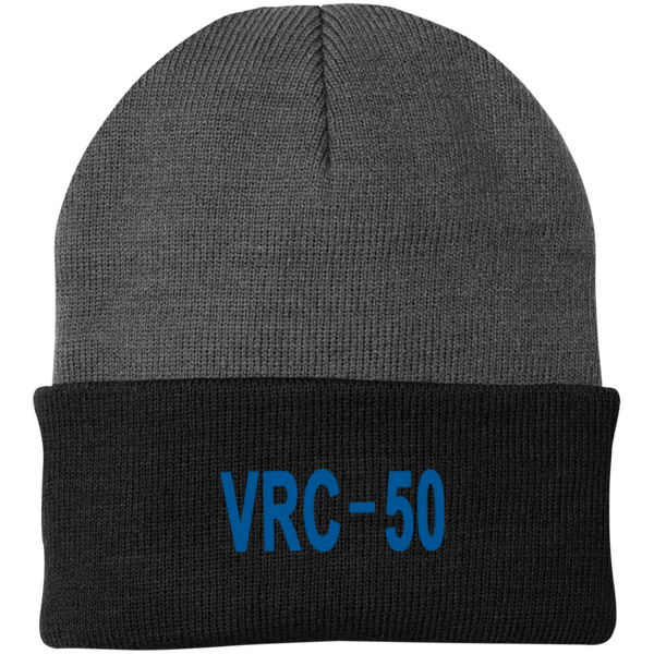 VRC 50 3 One Size Fits Most Knit Cap