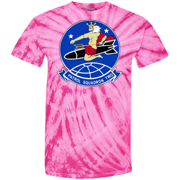 VP 02 1 Customized 100% Cotton Tie Dye T-Shirt