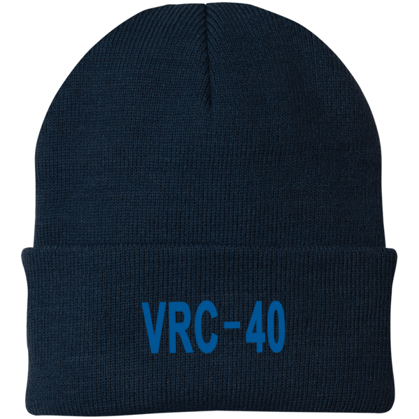 VRC 40 3 One Size Fits Most Knit Cap