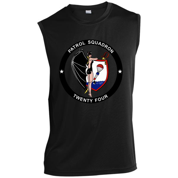 VP 24 2 Sleeveless Performance T Shirt
