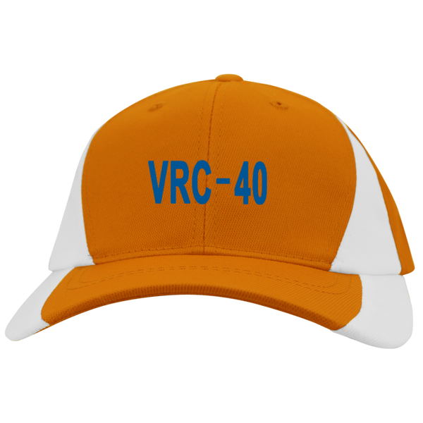 VRC 40 3 Mid-Profile Colorblock Hat