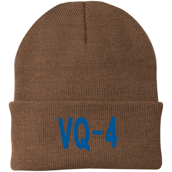 VQ 04 3 One Size Fits Most Knit Cap