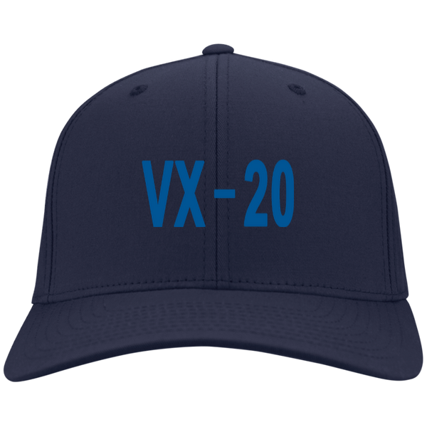 VX 20 3 Flex Fit Twill Baseball Cap