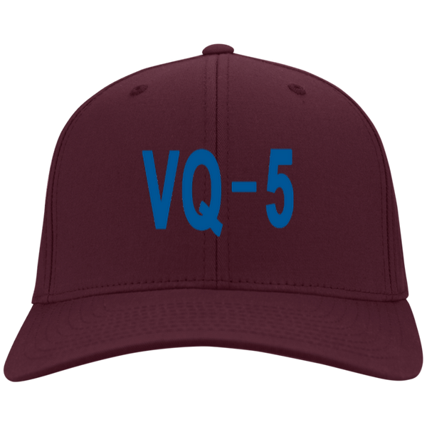 VQ 05 3 Flex Fit Twill Baseball Cap
