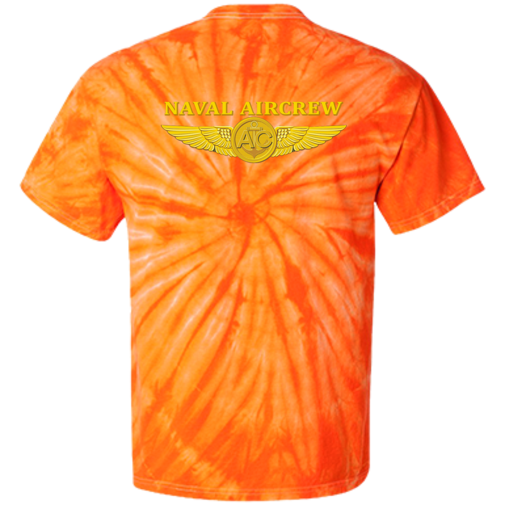 Aircrew 3b Customized 100% Cotton Tie Dye T-Shirt