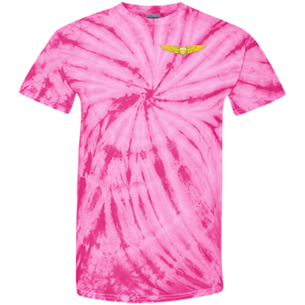 NFO 1a Customized 100% Cotton Tie Dye T-Shirt