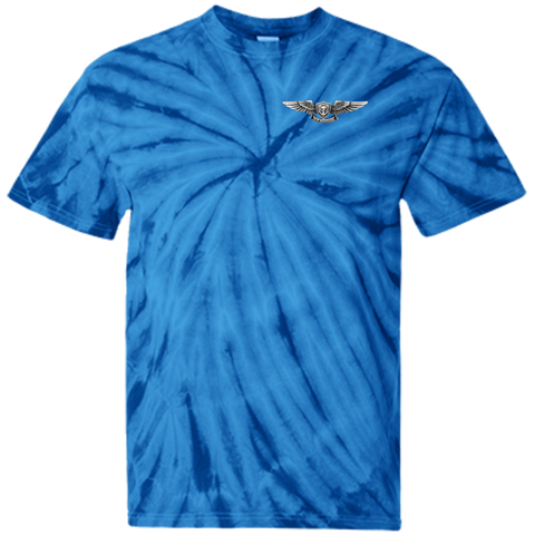 Air Warfare 1a Customized 100% Cotton Tie Dye T-Shirt