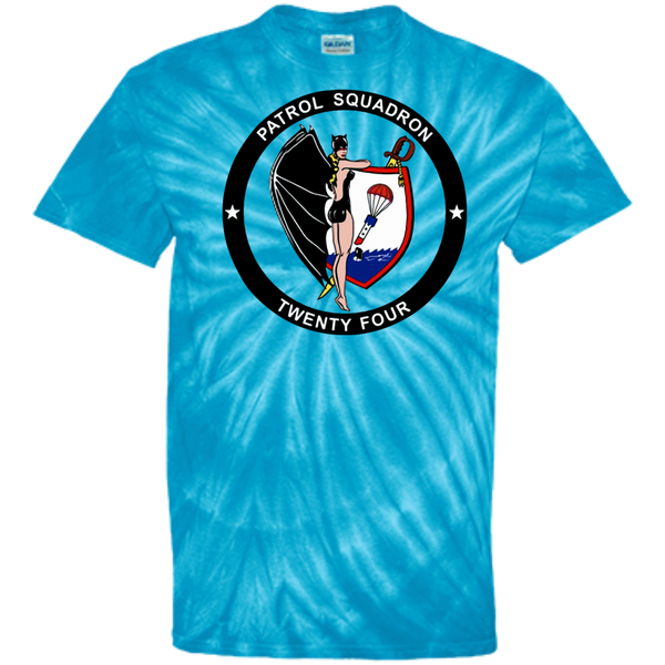 VP 24 2 Customized 100% Cotton Tie Dye T-Shirt
