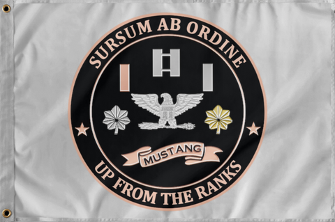 Up From Ranks Flag