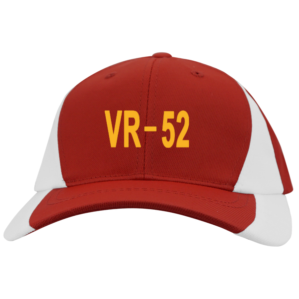 VR 52 3 Mid-Profile Colorblock Hat