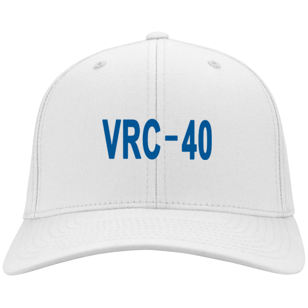 VRC 40 3 Flex Fit Twill Baseball Cap