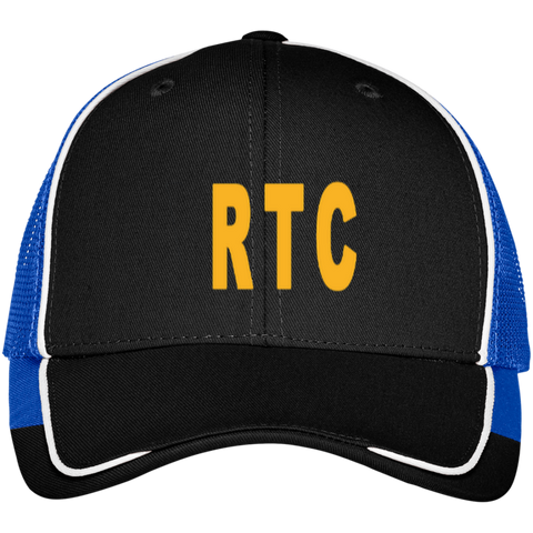 RTC 3 Colorblock Mesh Back Cap