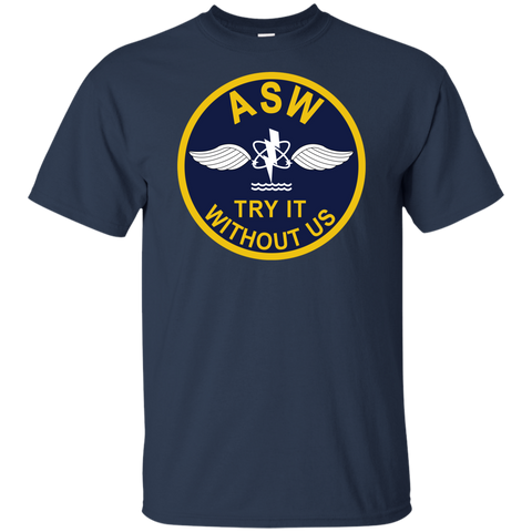 ASW 02 Custom Ultra Cotton T-Shirt