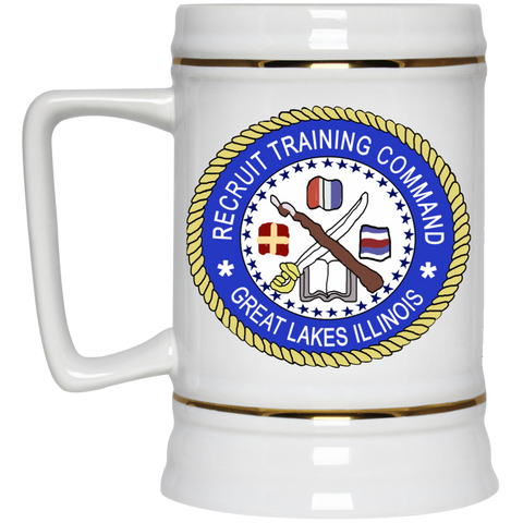 RTC Great Lakes 1 Beer Stein - 22 oz