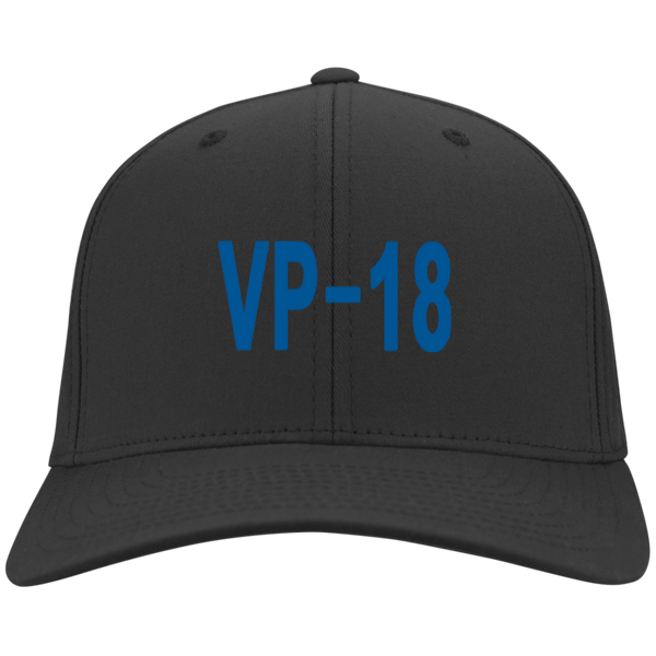 VP 18 3 Flex Fit Twill Baseball Cap