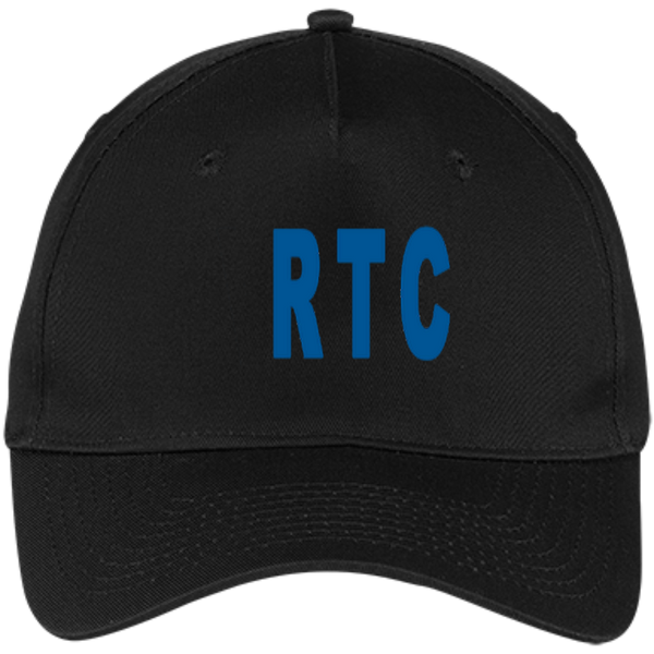 RTC 3 Five Panel Twill Cap