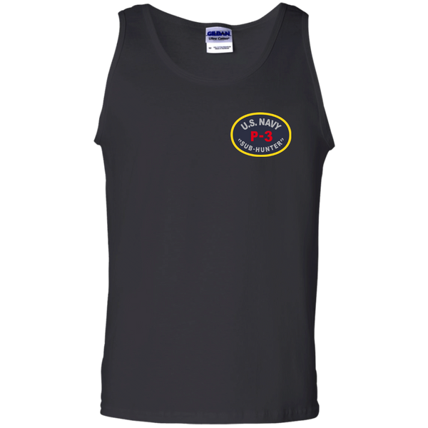 P-3 Sub Hunter 1 Cotton Tank Top