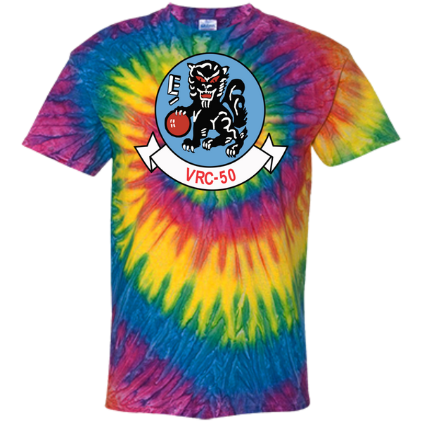 VRC 50 3 Customized 100% Cotton Tie Dye T-Shirt