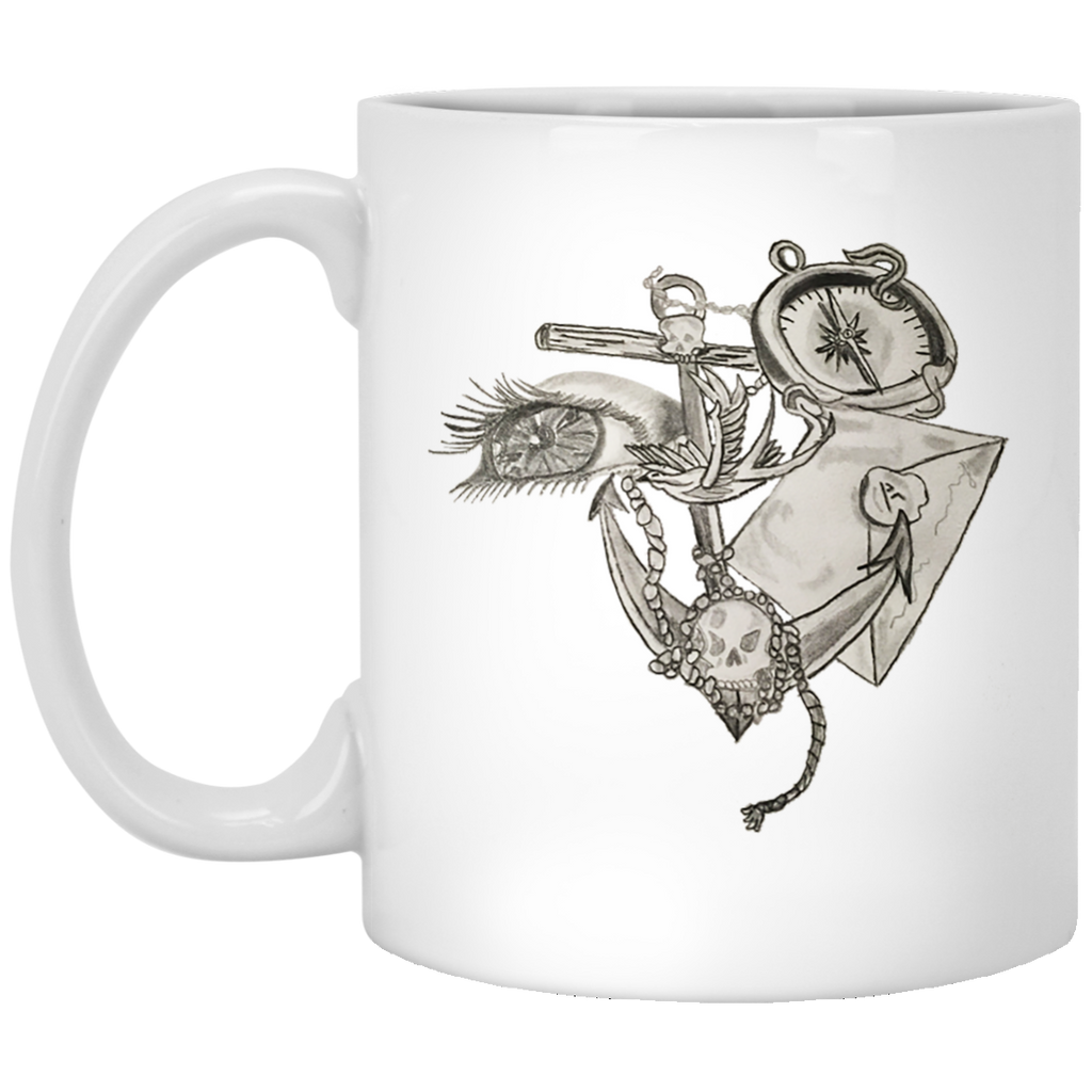 Getting Underway Mug - 110z