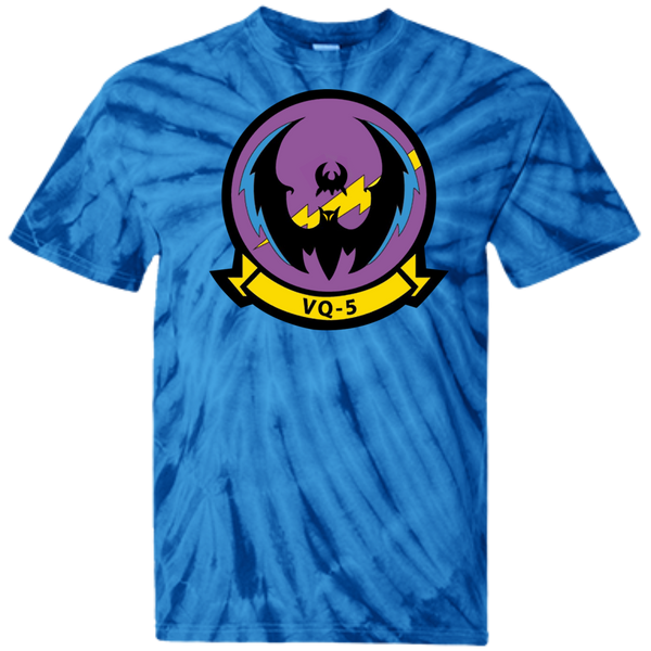 VQ 05 1 Customized 100% Cotton Tie Dye T-Shirt