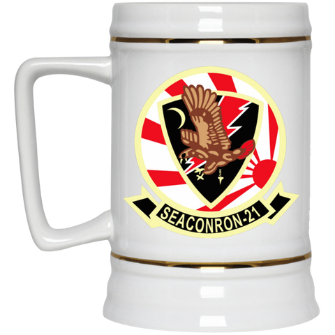 VS 21 1 Beer Stein - 22oz