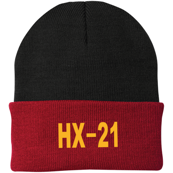 HX 21 3 One Size Fits Most Knit Cap