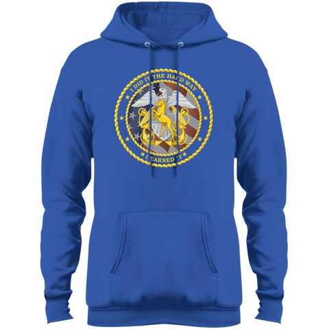 Earned It 2 Core Fleece Pullover Hoodie