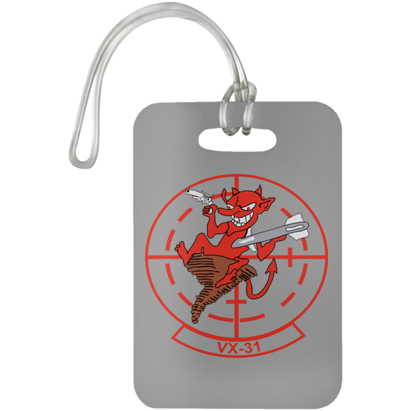 VX 31 2 Luggage Bag Tag