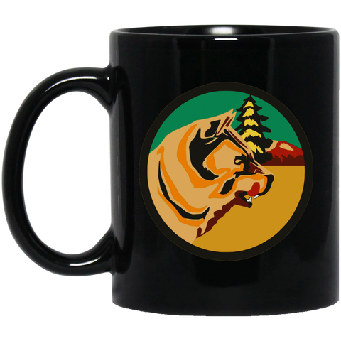 VP 03 1 Black Mug - 11oz