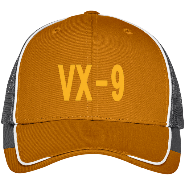 VX 09 3 Colorblock Mesh Back Cap