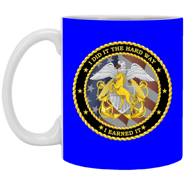 Earned It Mug - 11oz