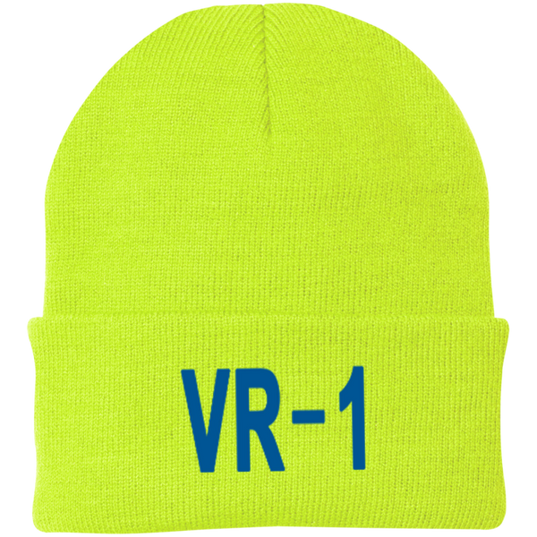 VR 01 3 One Size Fits Most Knit Cap