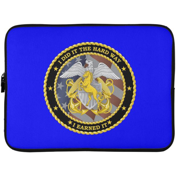 Earned It Laptop Sleeve - 15 Inch