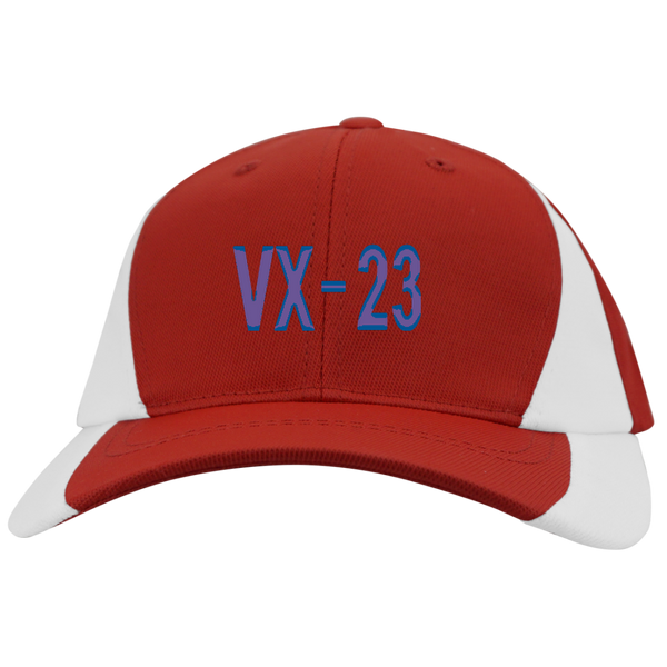 VX 23 3 Mid-Profile Colorblock Hat
