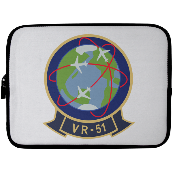VR 51 1 Laptop Sleeve - 10 inch
