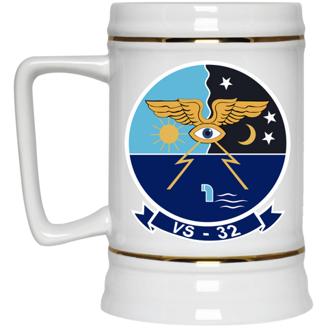 VS 32 1 Beer Stein - 22oz
