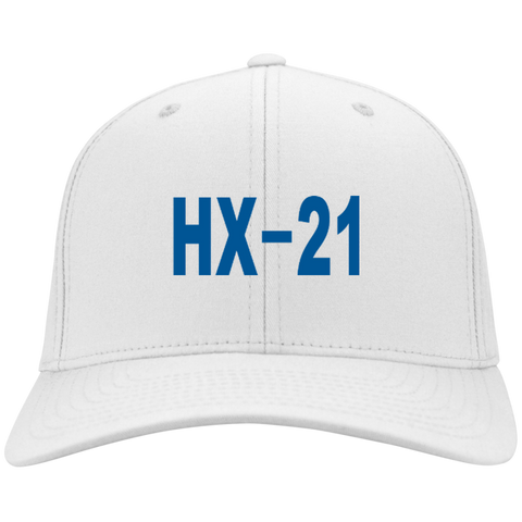 HX 21 3 Flex Fit Twill Baseball Cap