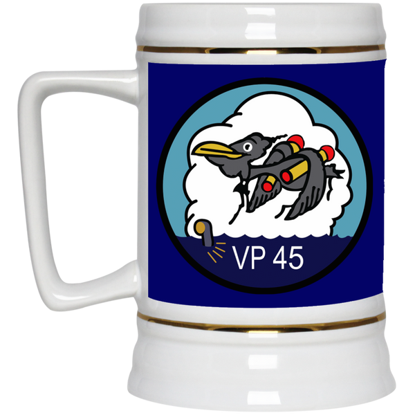 VP 45 1 Beer Stein - 22 oz