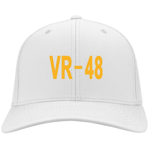 VR 48 3 Flex Fit Twill Baseball Cap