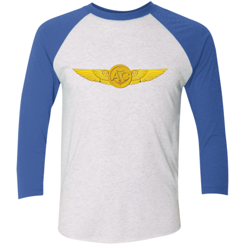 Aircrew 1 Baseball Raglan T-Shirt