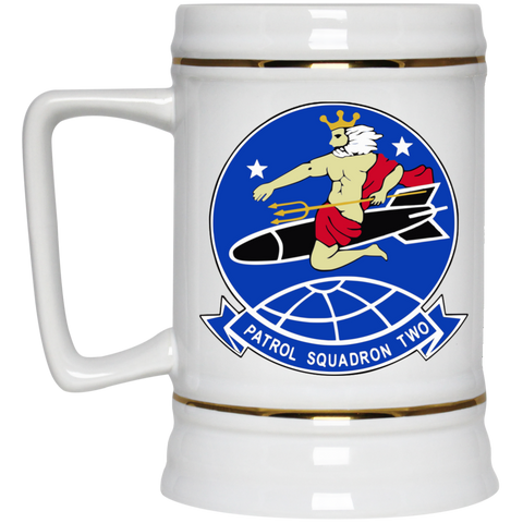 VP 02 1 Beer Stein - 22 oz