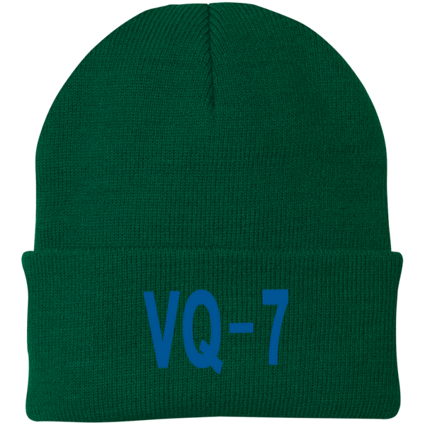 VQ 07 3 One Size Fits Most Knit Cap