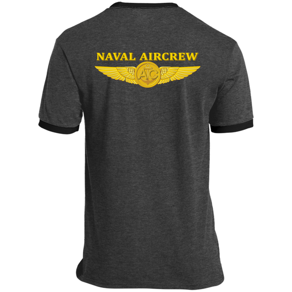 Aircrew 3b Personalized Ringer Tee