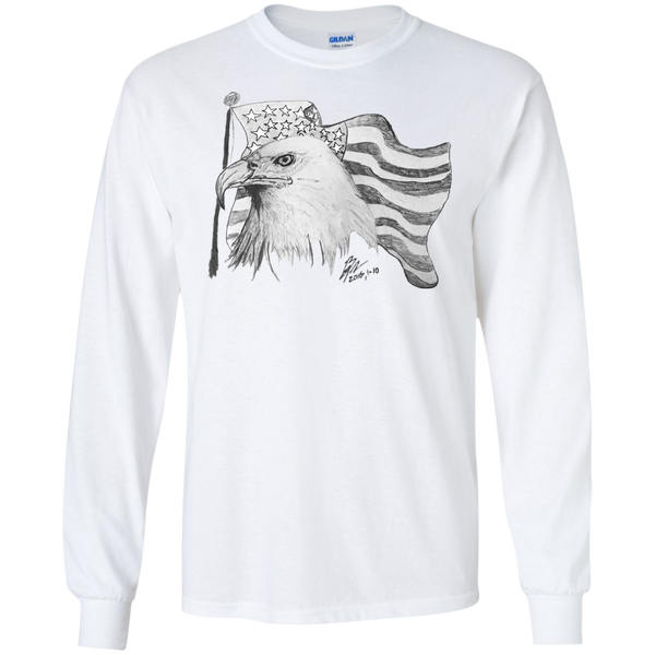 Eagle 101 LS Ultra Cotton Tshirt