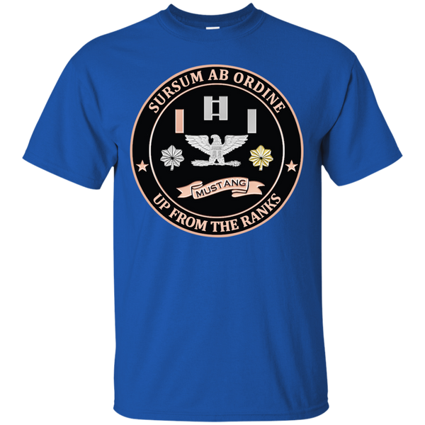 Up From The Ranks Custom Ultra Cotton T-Shirt