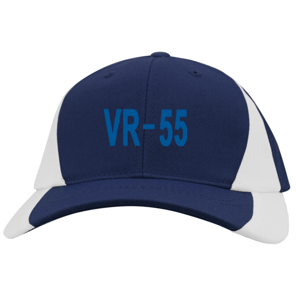 VR 55 3 Mid-Profile Colorblock Hat