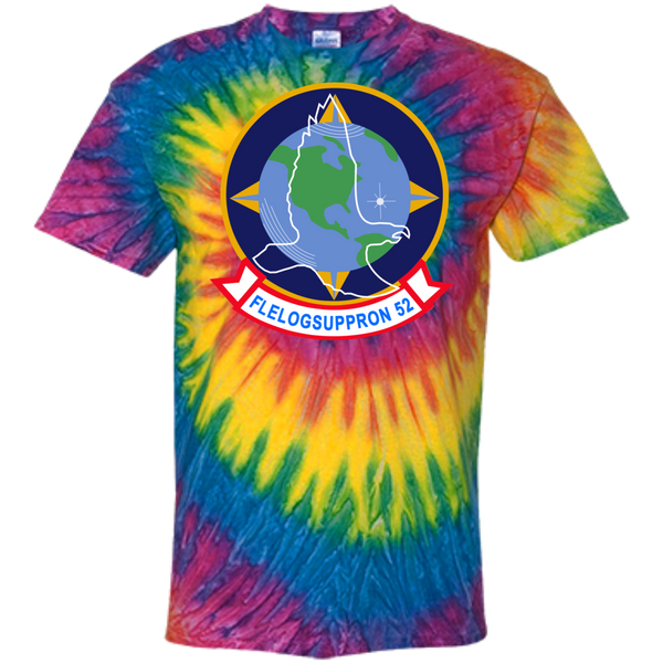 VR 52 2 Customized 100% Cotton Tie Dye T-Shirt